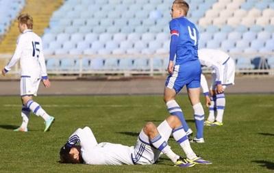 Молодежка Днепра переиграла киевское Динамо