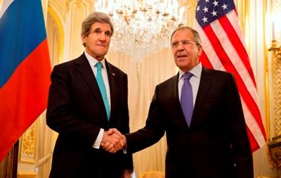 В Париже завершились переговоры Лаврова и Керри