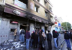 В столице Туниса ввели комендантский час