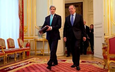 Россия и США намерены искать точки соприкосновения по Украине – Лавров