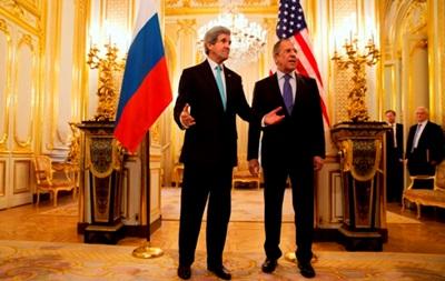 Керри подтвердил, что обсуждал с Лавровым возможность федерализации Украины