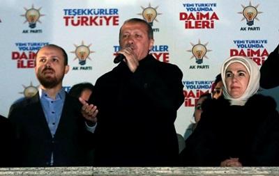 Премьер Турции объявил о победе своей партии на муниципальных выборах