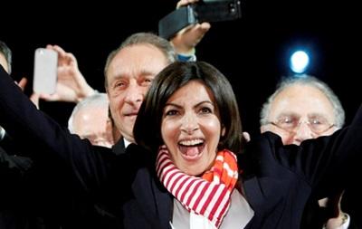 Мэром Парижа стала социалистка Идальго