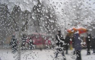С завтрашнего дня в Украине ожидается похолодание и дожди с мокрым снегом