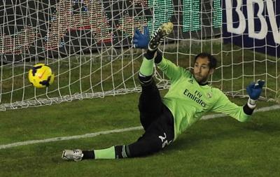 Главный вратарь Реала намерен летом покинуть мадридский клуб