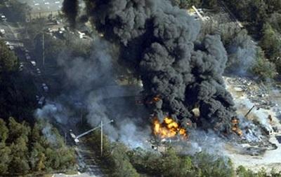 В результате взрыва на заводе в штате Вашингтон эвакуированы несколько сотен человек