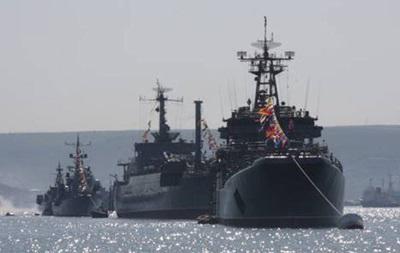 Россия прекращает действие соглашений с Украиной по Черноморскому флоту