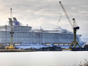 Фотогалерея: Самый большой в мире лайнер