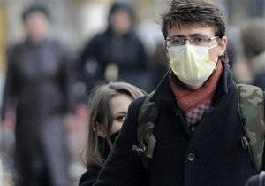 Минздрав: Уровень заболеваемости гриппом и ОРВИ в Украине возрос, но эпидситуация стабильная