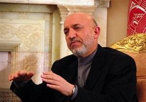Карзай: Афганистан не сможет полностью обеспечивать свою безопасность еще 15-20 лет