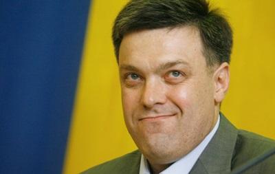 Тягнибок в минувшем году заработал 243 тыс грн, а в банк положил 250 тыс