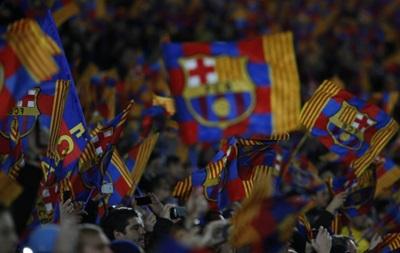 Барселона подаст протест на запрет FIFA покупать новых игроков