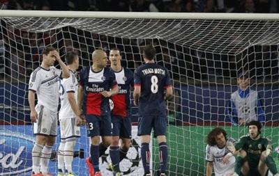 ПСЖ делает заявку на полуфинал Лиги Чемпионов в матче с Челси