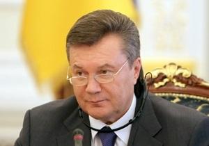 Янукович перепутал барометр с флюгером