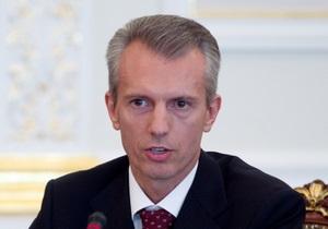 СМИ: Хорошковский пообещал освободить Тимошенко в обмен на Соглашение об ассоциации