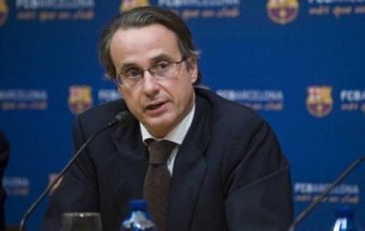 Вице-президент Барселоны: Надеемся, FIFA признает нашу правоту