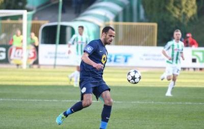 Защитник Севастополя заверил футболистов Ворсклы, что в Крыму все спокойно