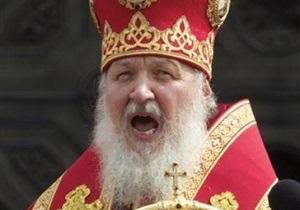 Патриарх Кирилл традиционно посетит Киев в День Крещения Руси