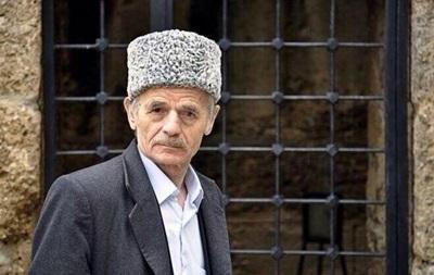 Основной задачей крымских татар является восстановление прежнего статуса Крыма – Джемилев