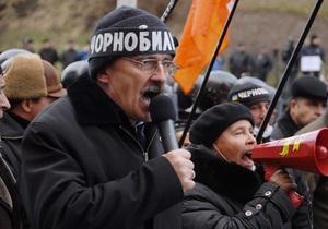 DW: В Украине усиливаются протестные настроения