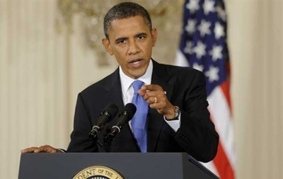 Обама подписал законы о санкциях против России и о помощи Украине