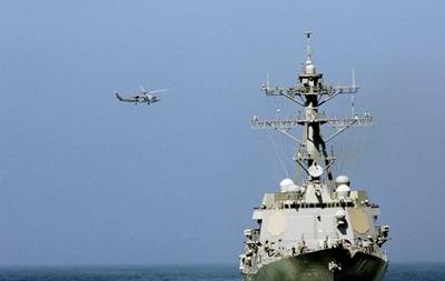 Пентагон отверг обвинения РФ в нарушении правил пребывания кораблей США в Черном море