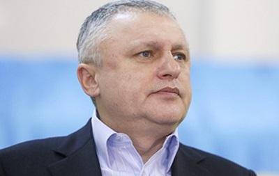 Суркис: Футболистам Динамо следовало бы больше любить болельщиков