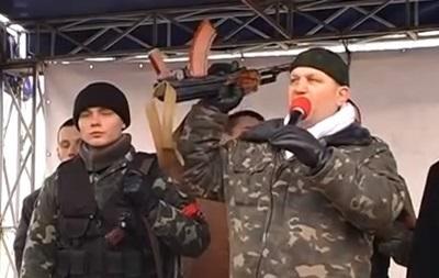 Сашко Билый застрелился из украденного милицейского пистолета - советник Авакова