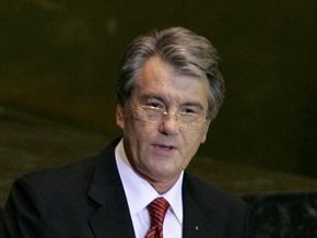 Завтра Ющенко посетит Литву