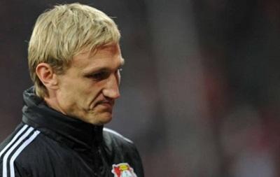 Байер отправил своего тренера в отставку