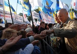 WSJ: В Украине допросили ведущего оппозиционера