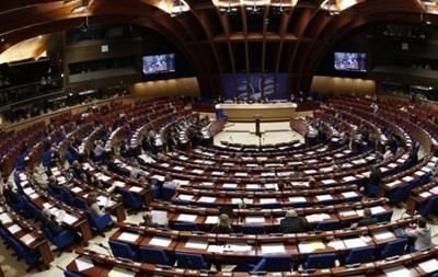 В понедельник ПАСЕ пересмотрит полномочия российской делегации
