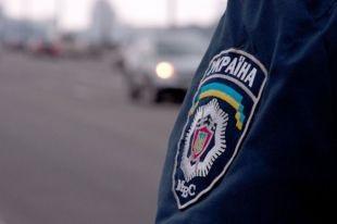 В Запорожье Правый сектор пикетировал здание МВД