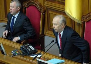 Верховная Рада возобновила работу: один из депутатов покинул фракцию Партии регионов