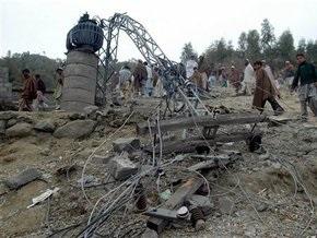 Удар по территории Пакистана: выпущена предположительно американская ракета