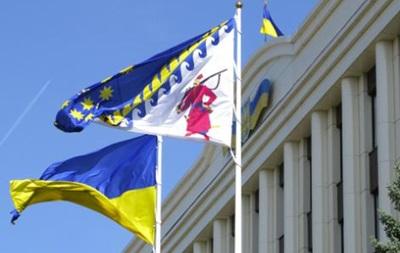 В Днепропетровске усилили охрану всех админзданий