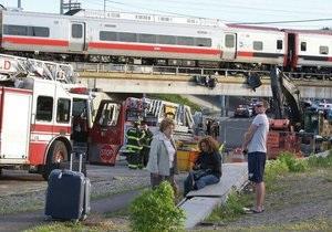 новости США - столкновение поездов - Стала известна причина столкновения поездов в США