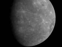 Messenger сфотографировал ранее невиданную сторону Меркурия