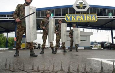 Украинские пограничники усиливают контроль на границе с Россией