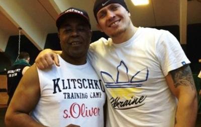 Александр Усик приехал на базу Кличко в Австрии готовиться к своему поединку