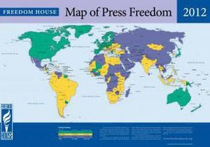 Freedom House: Янукович проводит в Украине  путинизацию