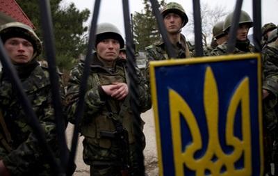 Из Крыма выехала колонна еще со 172 украинскими военными
