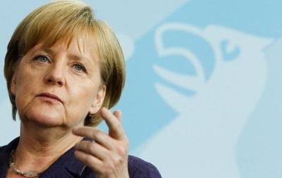Россия не участвует в деэскалации ситуации в Украине - Меркель