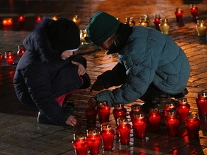 Ющенко поблагодарил Европарламент за резолюцию по Голодомору