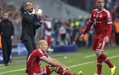 Лига чемпионов: Бавария спокойно проходит Манчестер Юнайтед