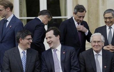 Министры финансов стран G7 10 апреля обсудят украинский кризис
