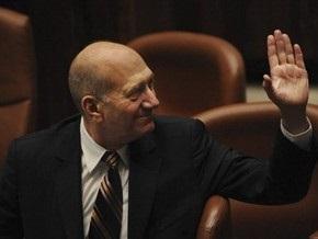 В Израиле начался суд над бывшим премьер-министром страны