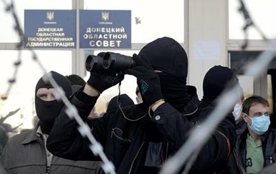 Восставшие в Донецке собираются отключить ТВ-каналы по всему городу