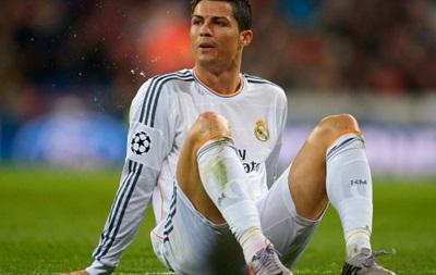 Дела плохи: Роналду пропустит финал Кубка Испании против Барселоны