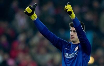 UEFA: Челси не может запретить вратарю Атлетико играть в Лиге чемпионов